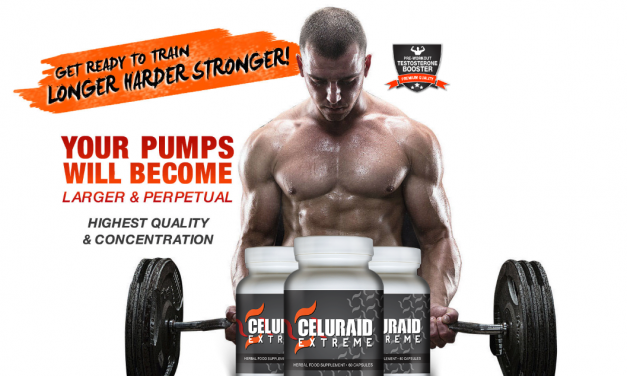 Celuraid Extreme Muscle: How It Works, Benefits, & Where To Buy
