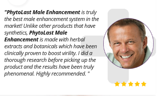 PhytoLast Male Enhancement Review 1